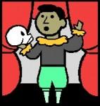 Hamlet (Microsoft Clip Art)