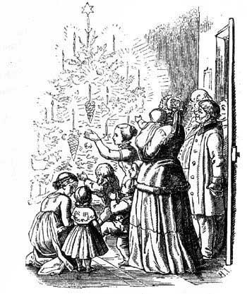 Märchen Von Hans Christian Andersen Der Tannenbaum.Das Märchen Vom Tannenbaum Ronalds Notizen